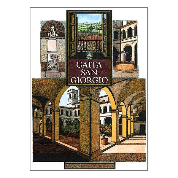 Gaita San Giorgio - Chiostro Ex Convento Domenicani