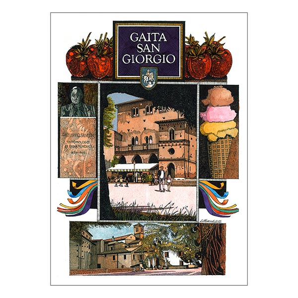 Gaita San Giorgio - Largo Gramsci