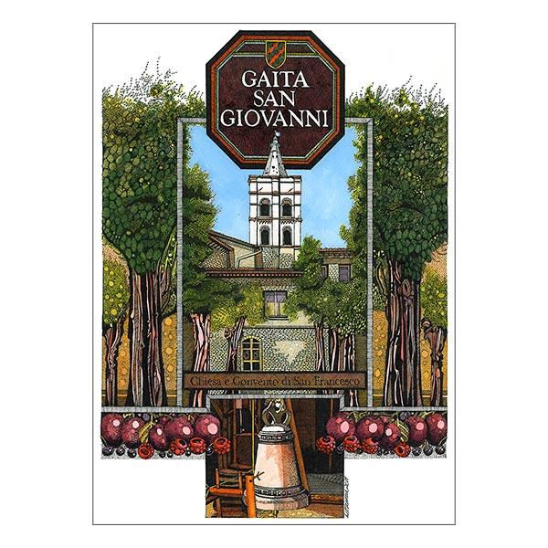 Gaita San Giovanni - Chiesa e Convento di San Francesco