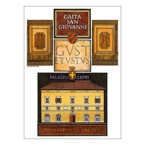 Gaita San Giovanni - Museo