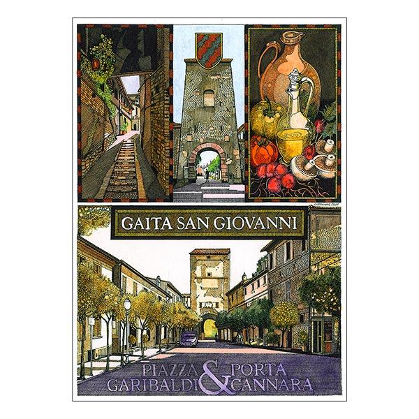 Gaita San Giovanni - Piazza Garibaldi