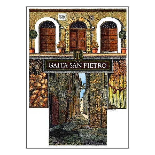 Gaita San Pietro - Piazza Spetia