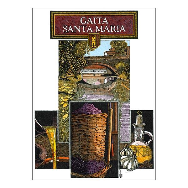 Gaita Santa Maria - Fiume Clitunno