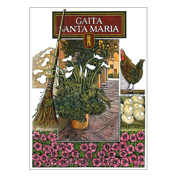 Gaita Santa Maria - Habitat
